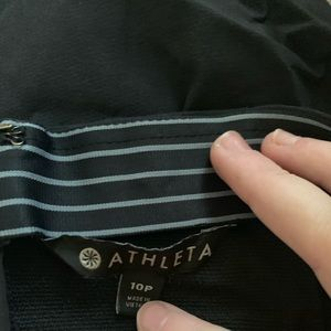 athleta stellar trouser - 10P